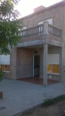 Las Grutas Casa Tres Dormitorios Con Proyecto Para 3 Dpto