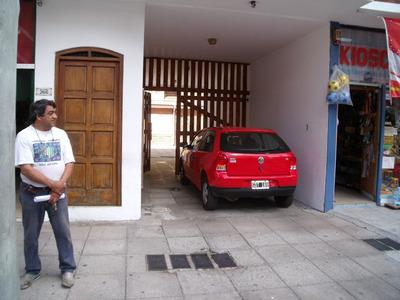 Duplex De 4 Ambientes,2 Baños,cochera,patio, Parrilla,centro