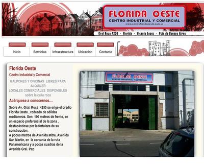 Naves, Depositos Con Oficinas Y Ofic. Centro Florida Oeste