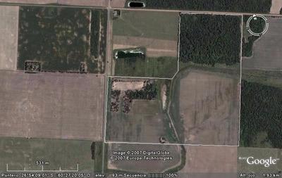 Campo Sobre Ruta 95 Asfaltada De 75 Has C/ 50 Limpias