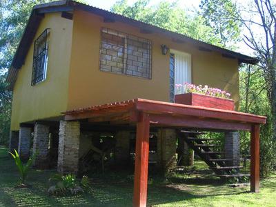 Alquilo Casa Delta Del Tigre - Arroyo Antequera