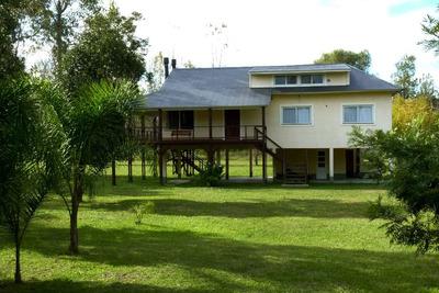 Alquiler Casa Isla Tigre Delta, Fin De Semana,semana, Etc