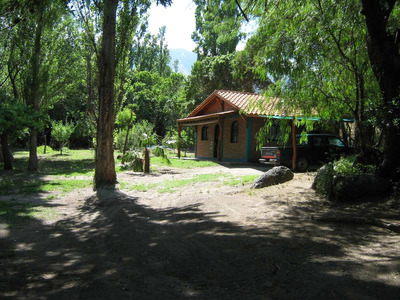 Loma Bola, Traslasierra, Cba.cabaña P/4 Per. C/pileta
