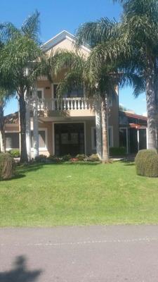 Country San Patricio Casa C/muebl 3 Dorm/vest Suite /