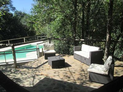 Casa Sierras Cordoba Pileta Rio Parque 3200m2 -13 Pers