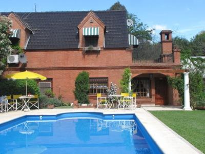 Del Viso Alquiler Casa Quinta:fin De Semana,quincena Y Mes