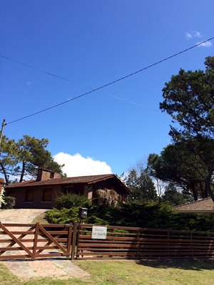 Alquiler Excelente Chalet En Zona Norte De Villa Gesell