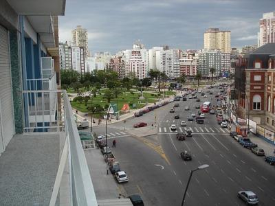 Depto 3 Ambientes!finde Largo Disp Centro De Mar Del Plata!!