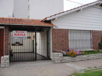 Alquiler Casa Miramar 2016 4personas,garage,parrilla