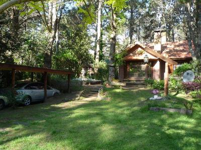 Alquiler Casa Costa Del Este,temporario, Excelente Ubicacion