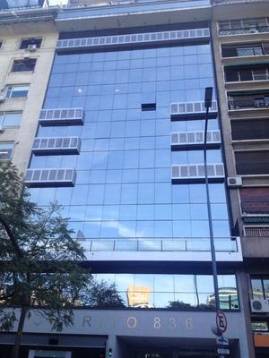 Oficina En Cerrito Y Av. Córdoba - Alquiler