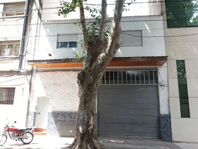 Casa-en Block-hostel-lote Propio-con Renta-geriatrico-jardin
