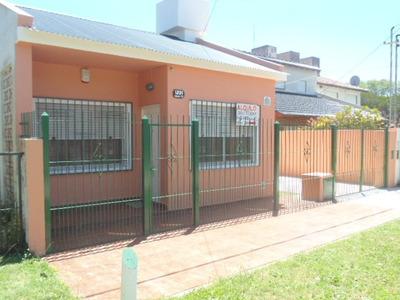 Casa Los Angeles, 3 Ambientes, San Clemente Del Tuyú