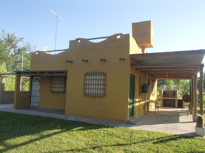 Alquiler De Cabañas En San Rafael Mendoza