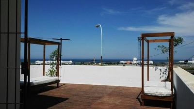 Alquiler Por Temporada En Mar Del Plata, Frente Al Mar. .