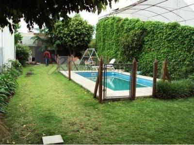 Casa 4 Ambs Con Local A La Calle, Jardin Y Pileta - Peron