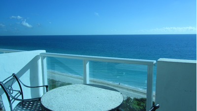 Castle1029 Con Balcon/vista Mar / Cochera (may-nov) Por Mes