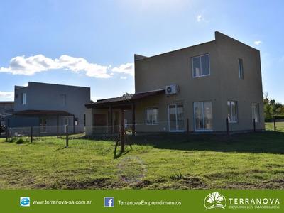 Casas A La Venta En Barrio Privado Pilar Con Financiacion