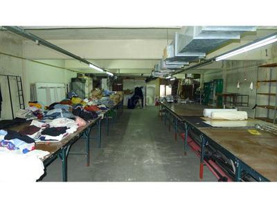 Fabrica Texti Total Mene Eqiupada Con Oficinas Y Vivienda