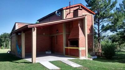 Cabaña En Potrero De Garay - Ruben Casado