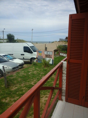 Dueño Alquila Duplex Sobre La Playa Villa Gesell