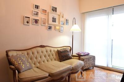 Departamento En Alquiler Temporario De 2 Ambientes En Palermo
