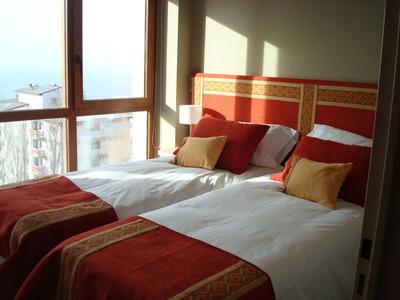 Alquiler Turistico Bariloche. Vista Al Lago 4/5 Pax.,