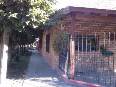Excelente Chalet (3 Casas) Y Amplio Galpon Familia Numerosa