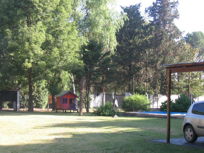 Alquiler Casa Quinta General Rodriguez Metegol Asador