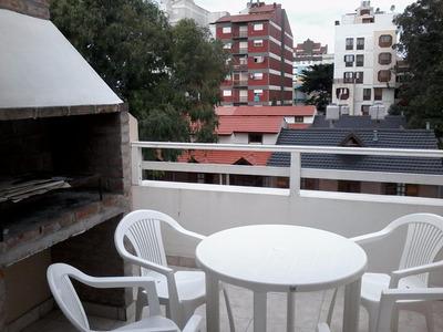 Departamentos En Alquiler Temporario Con Cochera Y Parrilla