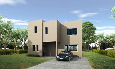 Casa En Venta De 4 Ambientes En Pilar Del Este