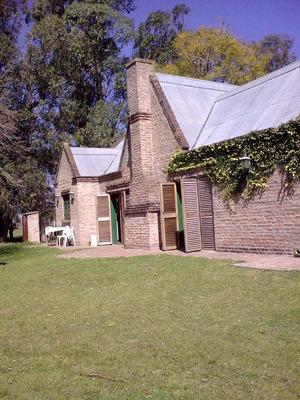 Excelente Casa Campo Tres Hectáreas De Parque Piscina Quinch