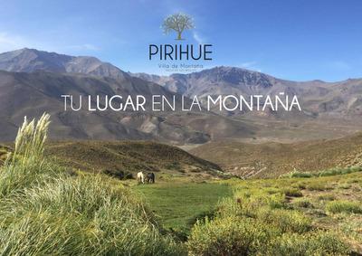 Pirihue Villa De Montana - Valle De Los Molles- Mendoza