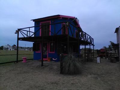 Alquiler O Vendo Cabaña En Barrio Camet Norte...
