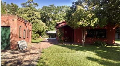 Casa Colonial Increible Parque / Pileta - 3 Dorm.
