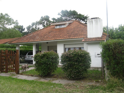 Alquiler De Casa De Veraneo En Mar Del Plata (chapadmalal)