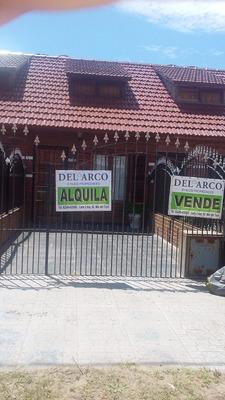 Duplex Al Frente A Una Del Mar - Calle 1 N° 8220 Uf 6 -
