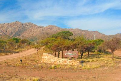 Loteo De Montaña Aguas Blancas Villa Larca Dique Piscu Yaco