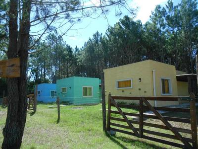 Vendo 3 Casas De Colores En El Pinar Playa Anaconda.