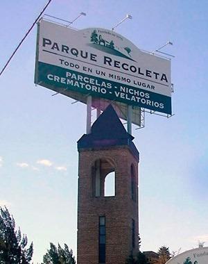 Parcela Cementerio Privado Paraque Recoleta