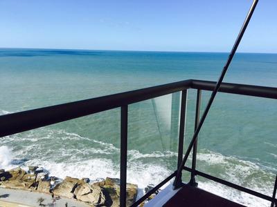 Disp. Desde 23 De Marzo Espect Vista Al Mar !!! 2 Ambientes