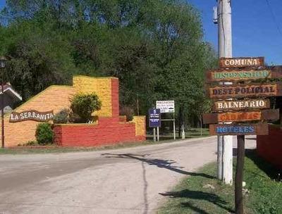 Alquilo Cabañas Para 4/6 Personas En La Serranita - Cordoba