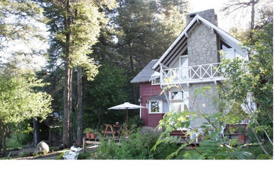 Alquiler Temporario De Casa Sobre Lago Gutierrez 6/12 Pax