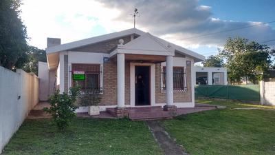 Casa En Embalse De Calamuchita, Córdoba; Ideal Lancha; Lago