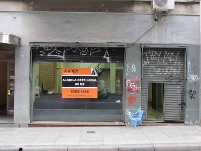 Local En Alquiler De Ambientes En Centro / Microcentro