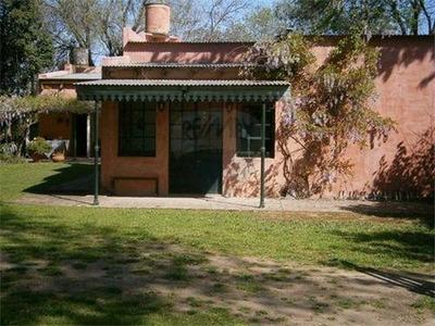 Casa Quinta Para Descansar En Areco