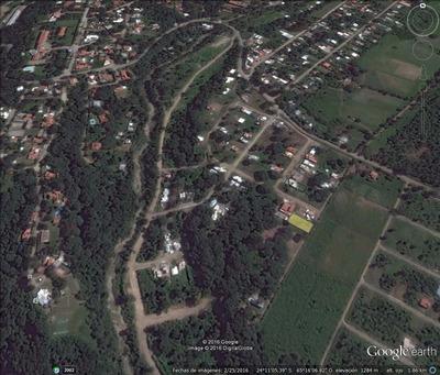 Terreno En Higuerillas 800 M2