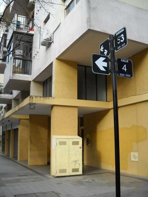 Excepcional Departamento Centrico En La Plata - 53 E/ 3 Y 4
