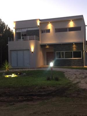 Casa En Alquiler En Pinamar Costa Esmeralda Zona Golf 2