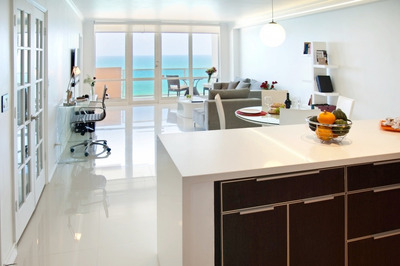 Ocean Front Village #1205 ¨miami Beach¨ 2 Bed / 2 Bath...